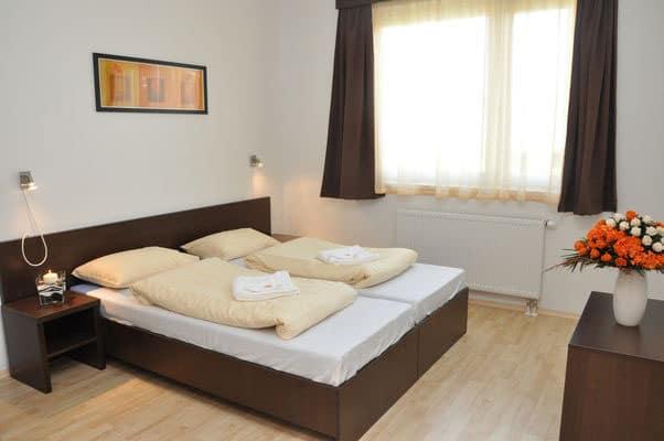 Residence Prater est proche de la centre-ville de Budapest.