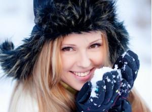 L'hiver peut rendre nos cheveux secs.