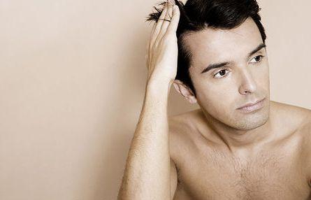 La perte de cheveux un probl me typiquement masculin for Perte de cheveux homme