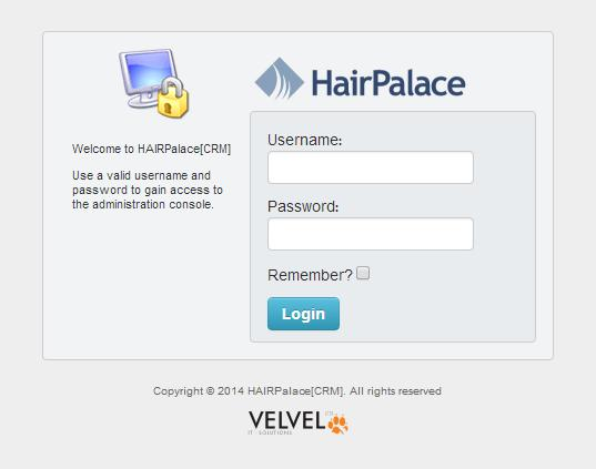 hairpalace partner program system