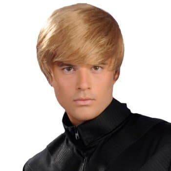 Perruques fabriqués de cheveux naturels.