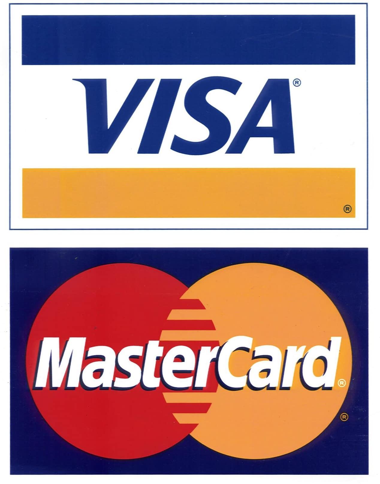 Haartransplantationkosten mit Mastercard oder Visa zahlen