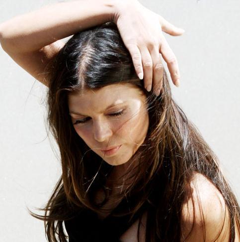 Perte de cheveux moyenne homme