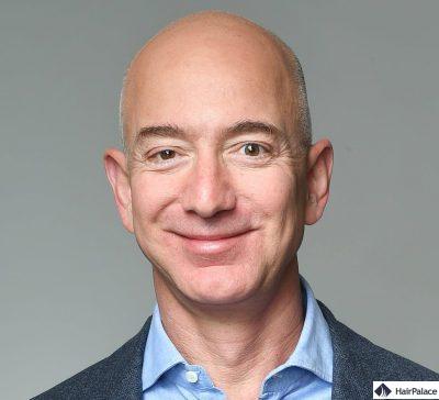Jeff Bezos - Rasage propre